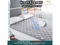 Waterproof Mattress Protector Fitted Sheet Pads Anti-dust Mite Hypoallergenic Covers Tilam Kalis Air