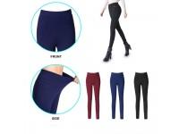 Women Full Length Leggings Winter Ladies Soft Spandex Slimming Velvet Shapewear