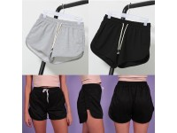 Short Pants Sport Exercise  Run Jogging Fitness Athletic Summer Gym Workout Girl Women- Seluar Pendek Cotton Perempuan