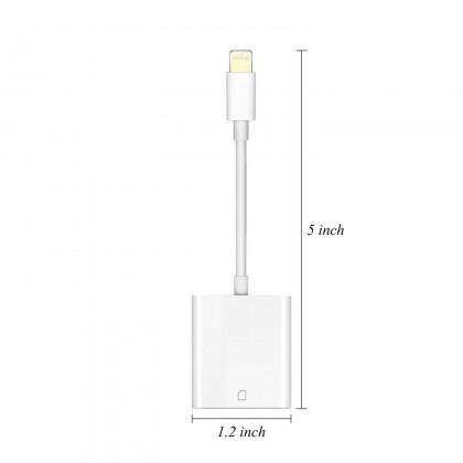 Lightning to SD Card Adapter