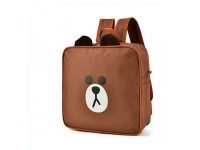 Cute Bear Children Toddler Backpack Book Bags Baby Kids Harness bag