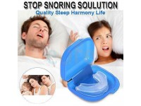 Stop Snoring Solution Fit Anti Snore Mouthpiece Guard Device Stops Snoring