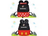 Mickey and Minnie Adjustable Backpack