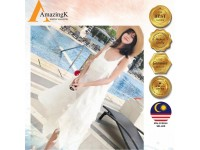 New Summer Spring Sexy Long Chiffon Dress Beauty Holiday Beach Maxi Skirt Women Party White Feather Slimming Sexy
