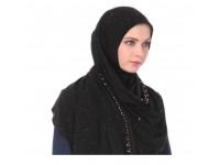 *CLEARANCE Muslim Fashion Women Scarves Headscarf Bling full Hijab Instant Shawl Tudung Gift Wedding
