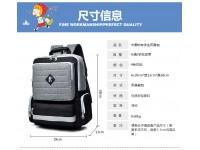 *CLEARANCE 1 SET Primary School Children's School Tutor Backpack and Shoulder Boys Girls Bookbag Art Homework Tote Bag