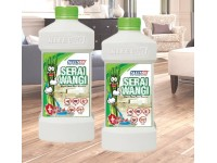 Kleenso Serai Wangi Floor Cleaner 1L Wax Pest Repellent Ant Mosquito Lizard Dengue