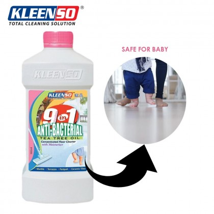 Kleenso 9 in 1 Anti-bacterial PINK