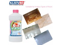Kleenso 9 in 1 Anti-bacterial Tea Tree Oil Floor Cleaner 900 Gram PINK