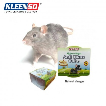 PESSO Anti Rat Cube Kiub Anti Tikus