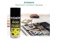 Bossman Degreaser, Contact Cleaner, Multi Silicone, Penetrate & Lubricant Spray