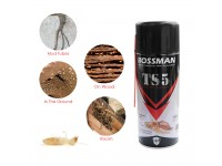 Bossman TS5 Termite Killer Aerosol Foam Wall Floor Wood Nest Anai
