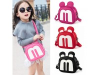 Mickey Sling Shoulder Bag Mini Cute Face