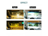HD Vision 2 in 1 for Day & Night Anti-glare anti-glare Car mirror clip