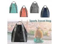 Sports Drawstring Beam Shoulder Bag Travel Waterproof Portable