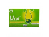 ABBOTT Ural Effervescent Granules 28 sachets x 4gm, for Gout & Urinary Tract Health, from Australia