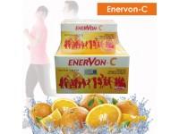 UNITED AMERICAN Enervon-C Vitamin B-Complex with 500mg Vitamin C, 100 flim tablets + FOC 30 film tablets