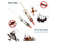 【 2 PACKS 】PEST ASIA Cockroach Eco Gel Bait Ant / Cockroach Killing Can Use For House