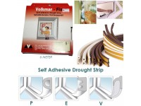 Self Adhesive Draught Drip Strip Excluder E, P or V for Widely Application