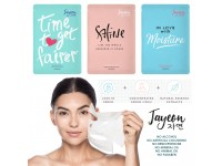 Jayeon Pearl Whitening Mask (GREEN) - Time to get Fairer Made in Korea Fairer Softer Moisturise