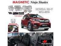 Honda BRV 2016-2018 Magnetic Ninja Sun Shade Sunshade UV Protection