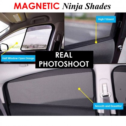 Ninja Shade 7 pieces Honda Jazz 2015-2018