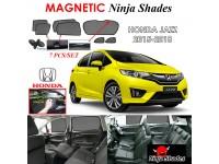 Honda Jazz 2015-2018 Magnetic Ninja Sun Shade Sunshade UV Protection