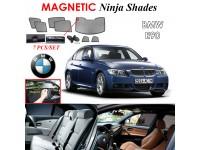 BMW E90 Magnetic Ninja Sun Shade Sunshade UV Protection 7pcs