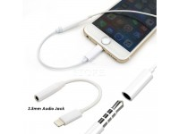 Lightning Audio Jack Converter 3.5mm Headphone Adapter Cable for iPhone