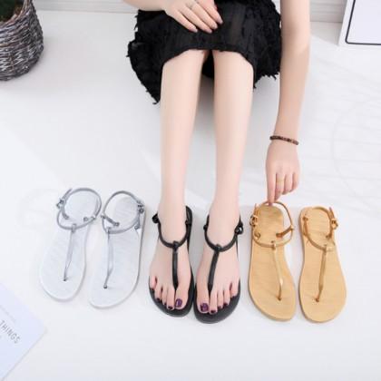Women & Ladies Casual Flats / Flip Flops / Beach Sandals / Slingback Ankle Strap