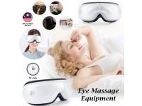 Eye Care Massage Device Heated Air Pressure Micro Vibration Myopia Relief Fatigue