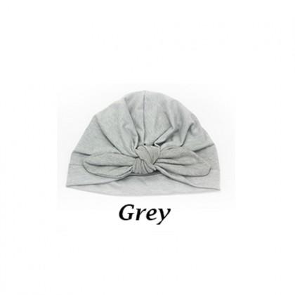 Baby Girl Hats Turban Knotted Headbands